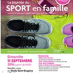 La Journée du Sport en famille