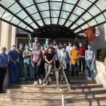 Coronavirus : 14 soignants à la rescousse de Paris