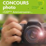 Concours photo  «120ème anniversaire »