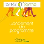 Lancement du programme Artério'Forme